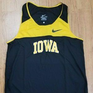 Iowa Hawkeyes Track & Field Nike Dri Fit Women's